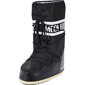 Moon Boot Nylon Unisex Black